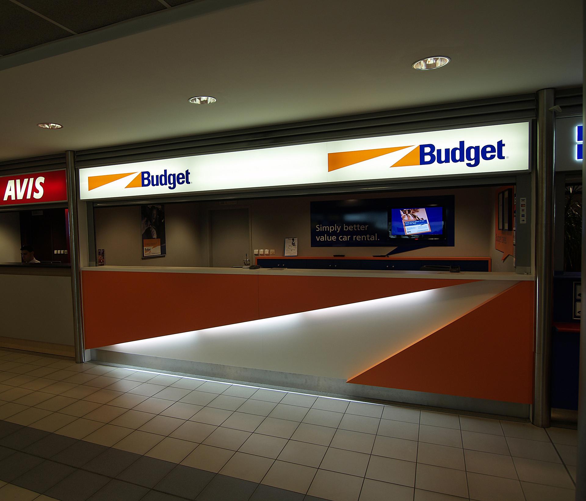 autopůjčovna Budget Praha 2