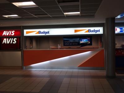 autopůjčovna Budget Praha 1