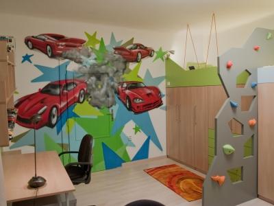 chlapecký pokoj 1