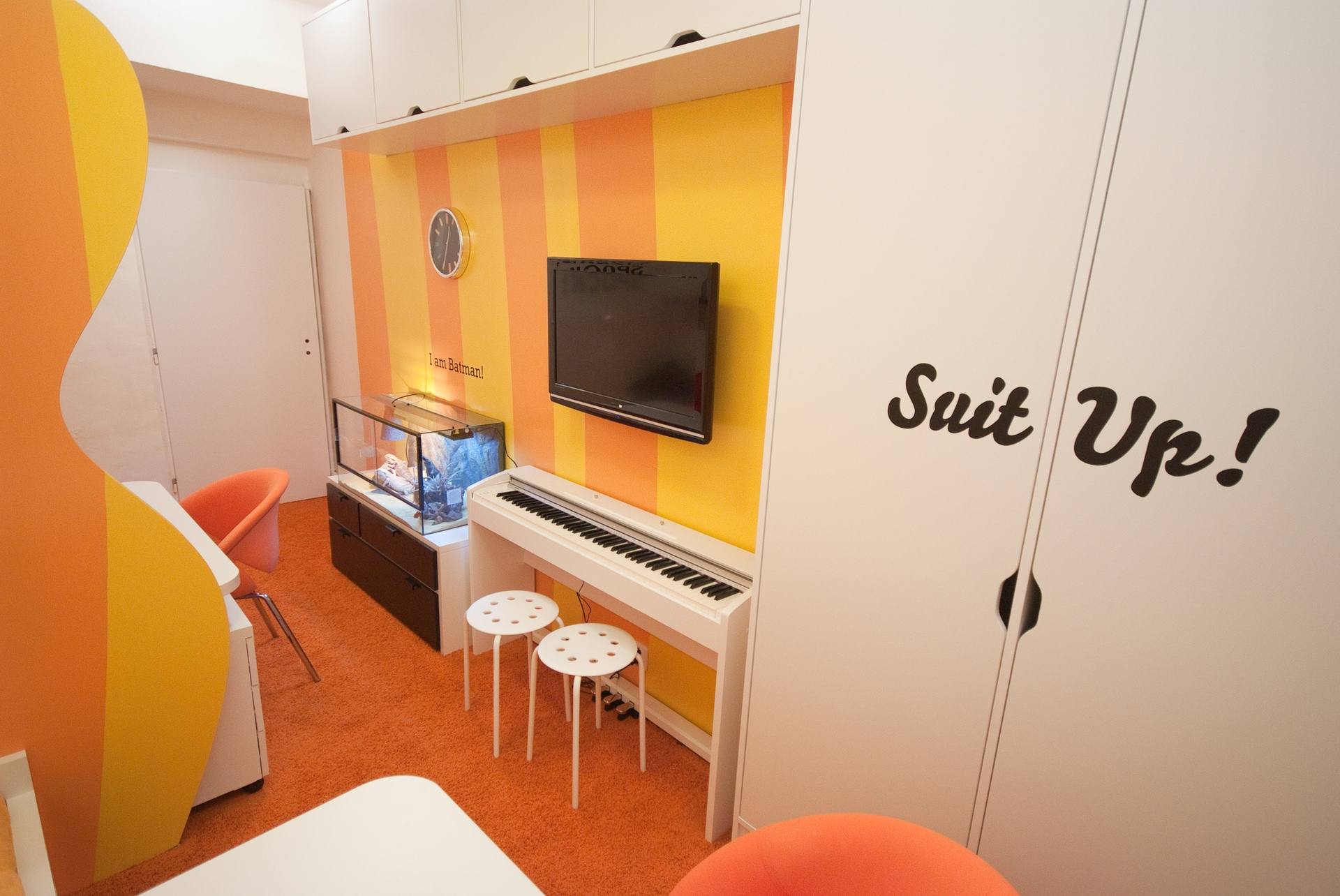dětský funky pokoj 5
