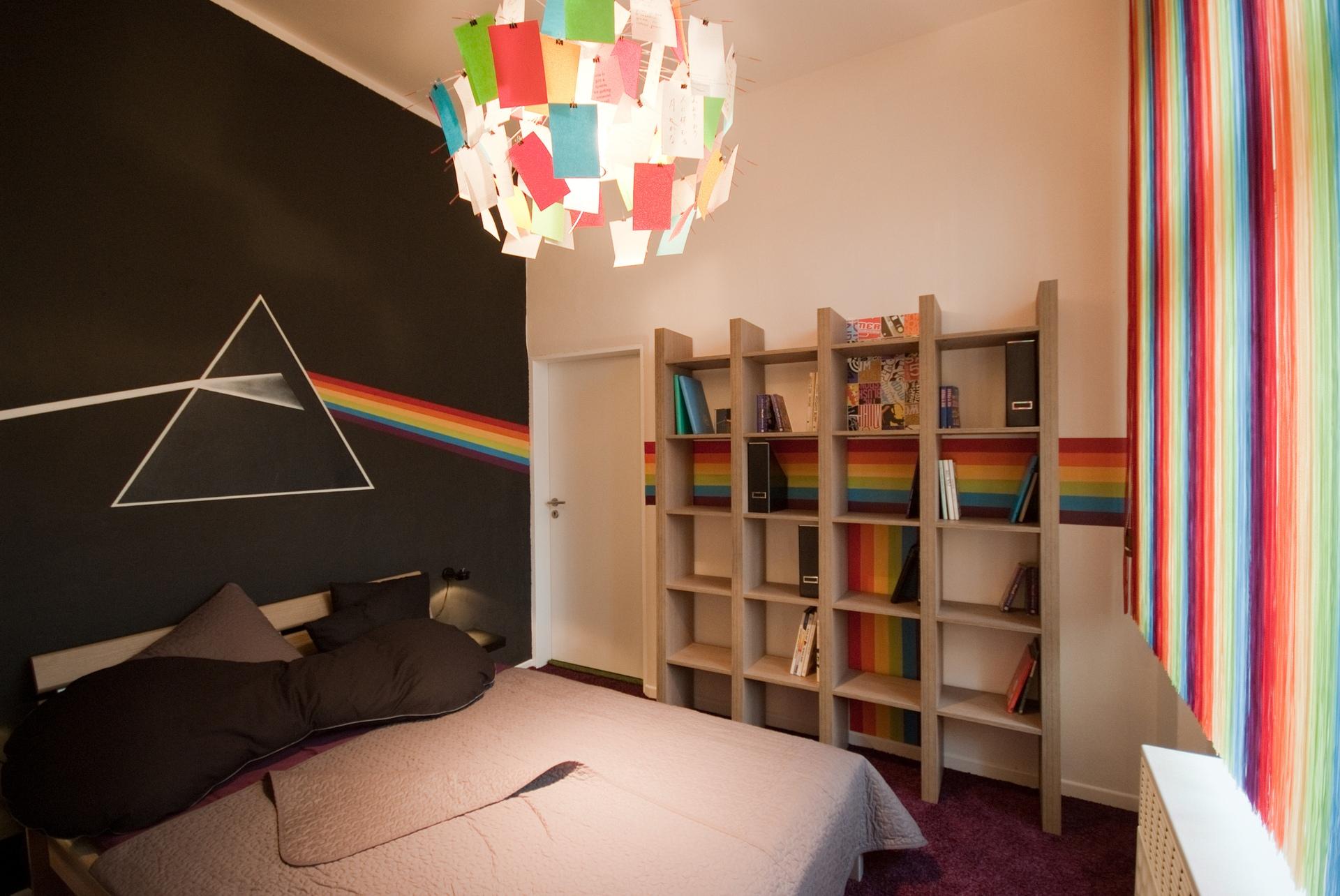 jak se staví sen - dva dětské pokoje 2