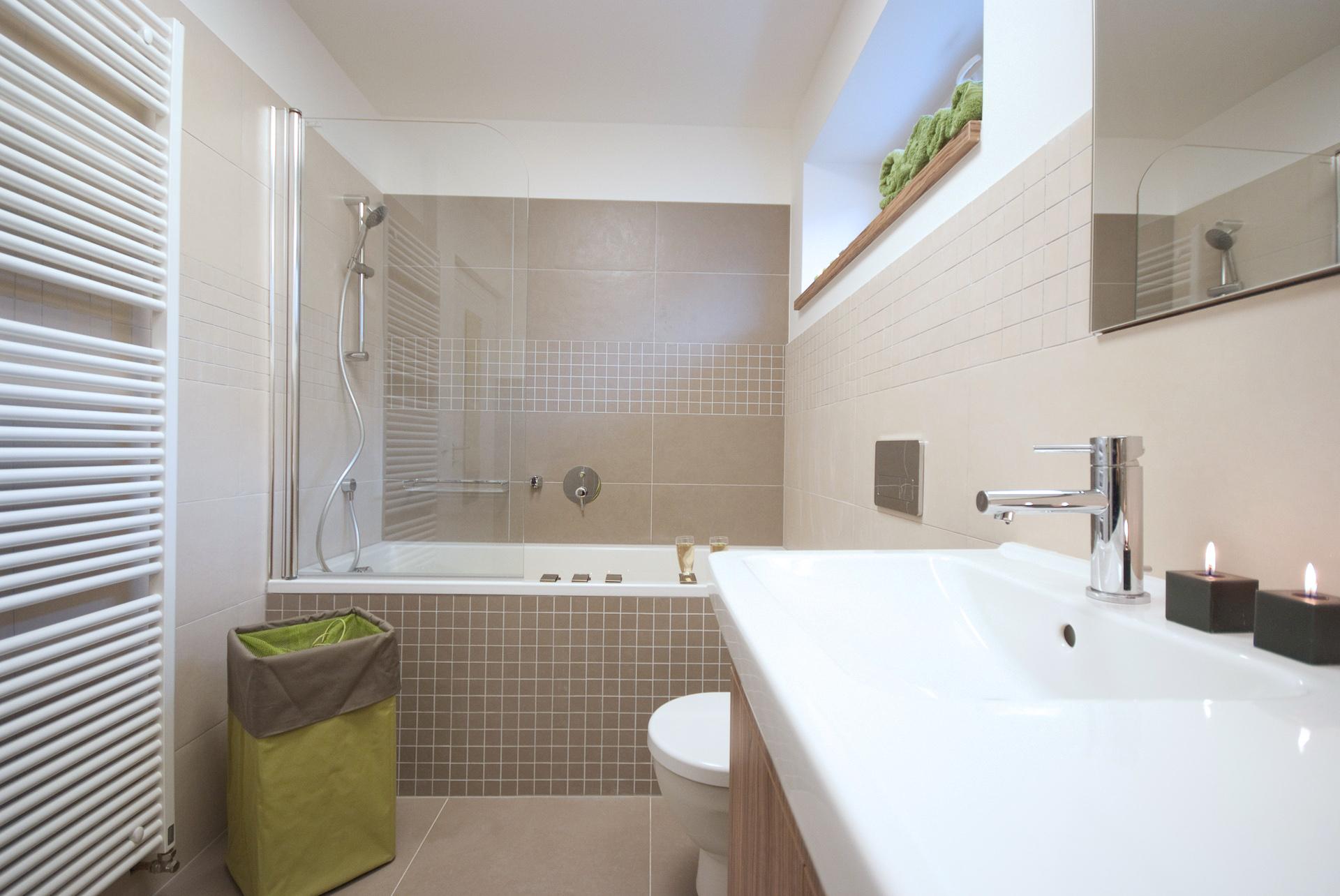 jak se staví sen - koupelna Beroun 2