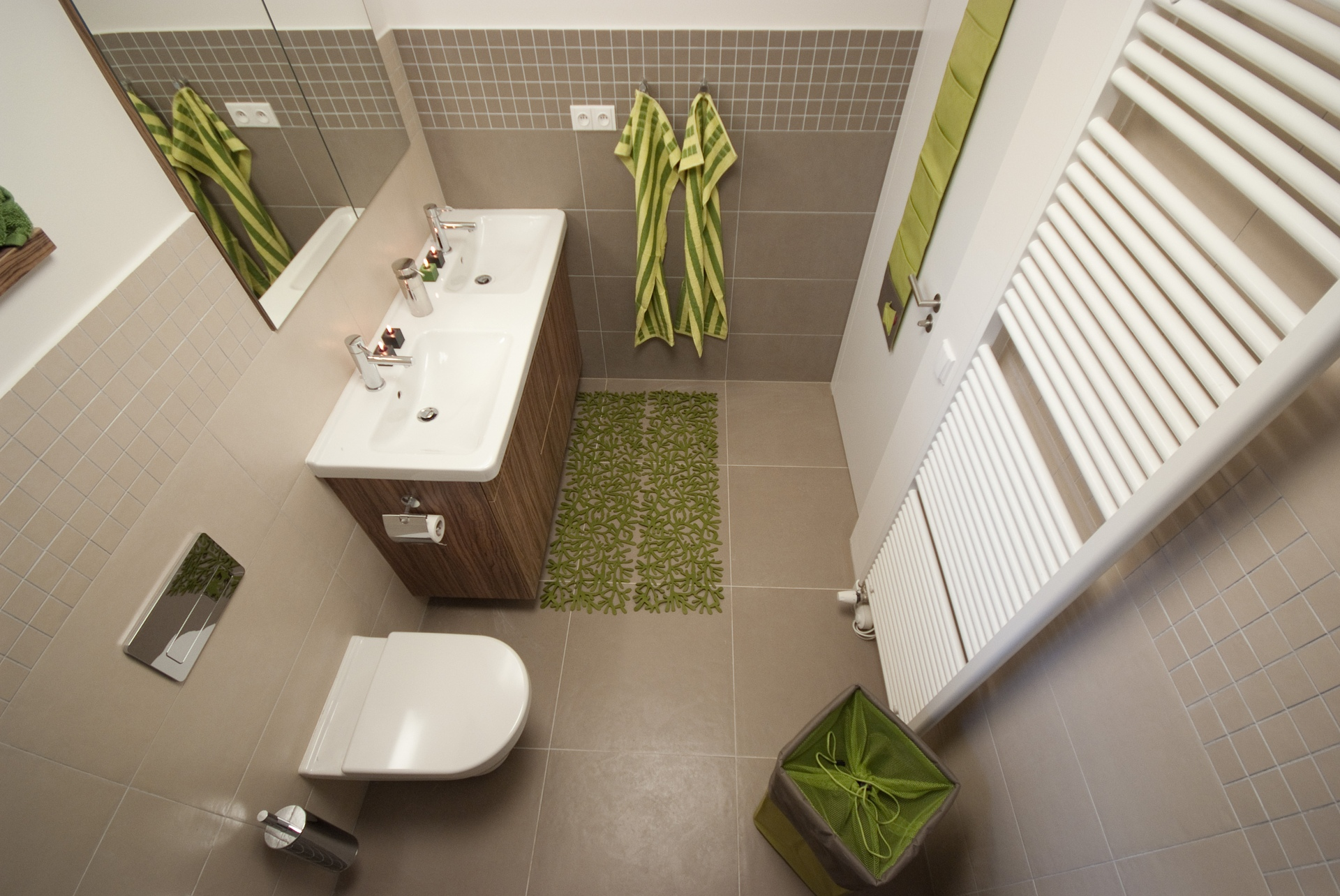 jak se staví sen - koupelna Beroun 4
