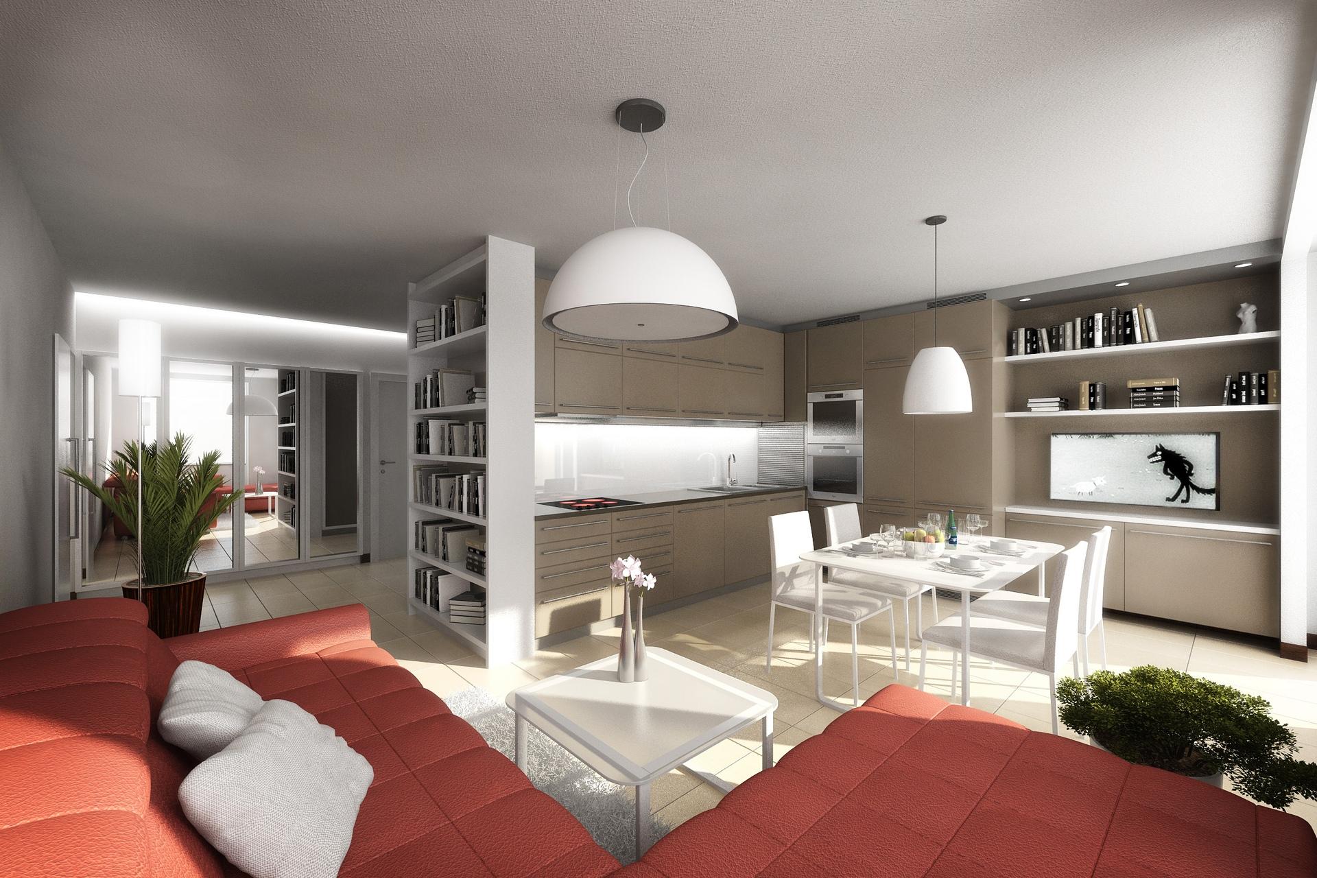 rekonstrukce panelového bytu 3