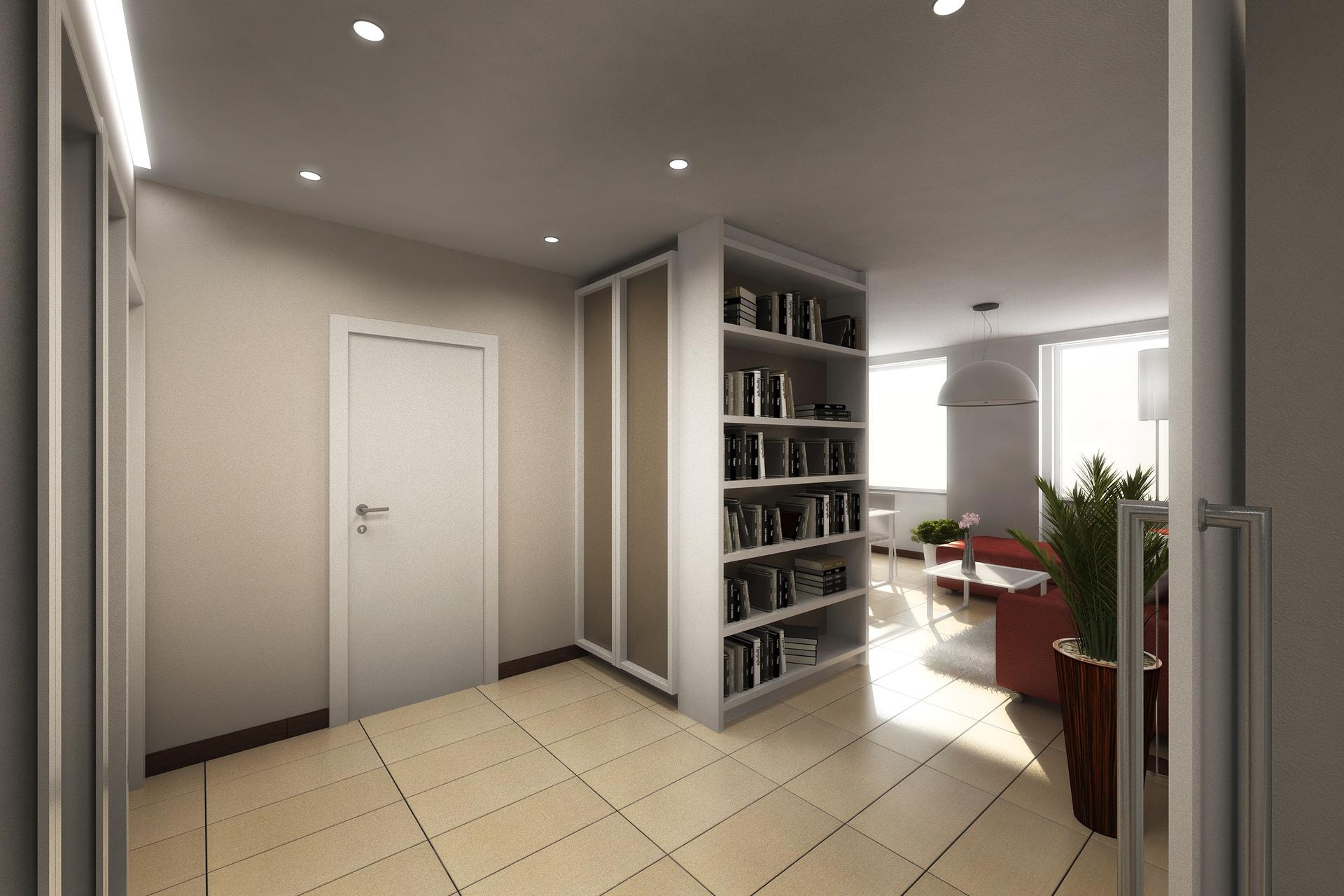 rekonstrukce panelového bytu 4