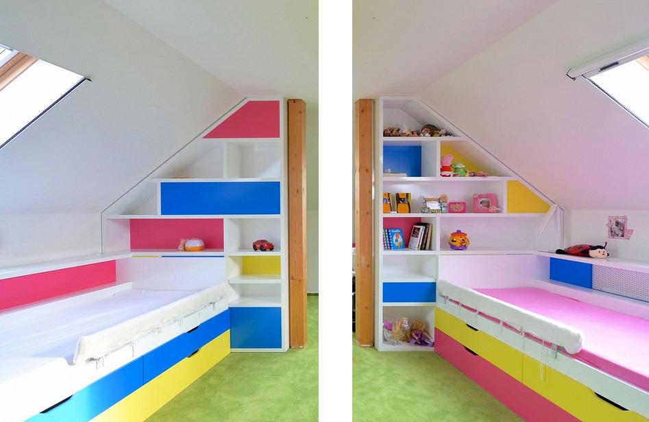 dětský pokoj Líbeznice3